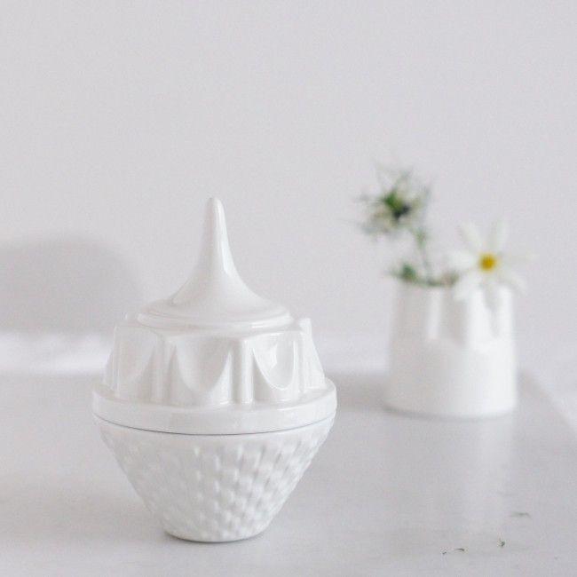 Keramikdose von Finnsdottir