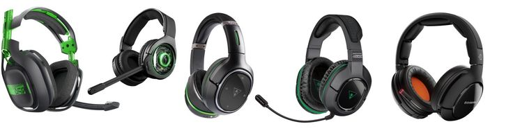 Best Xbox One Wireless Headsets 2017