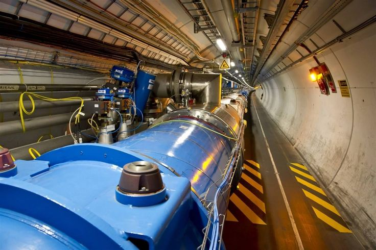 LHC Hits Record Number Of Proton Bunches