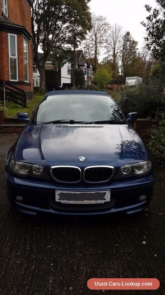 BMW 318CI SPORT CONVERTIBLE WITH M KIT #bmw #318 #forsale #unitedkingdom