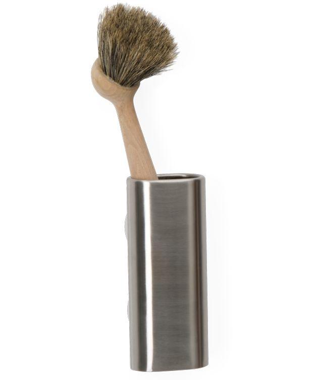 charming Kitchen Sink Brush Holder #7: Brush holder from Universal Expert by Sebastian Conran.