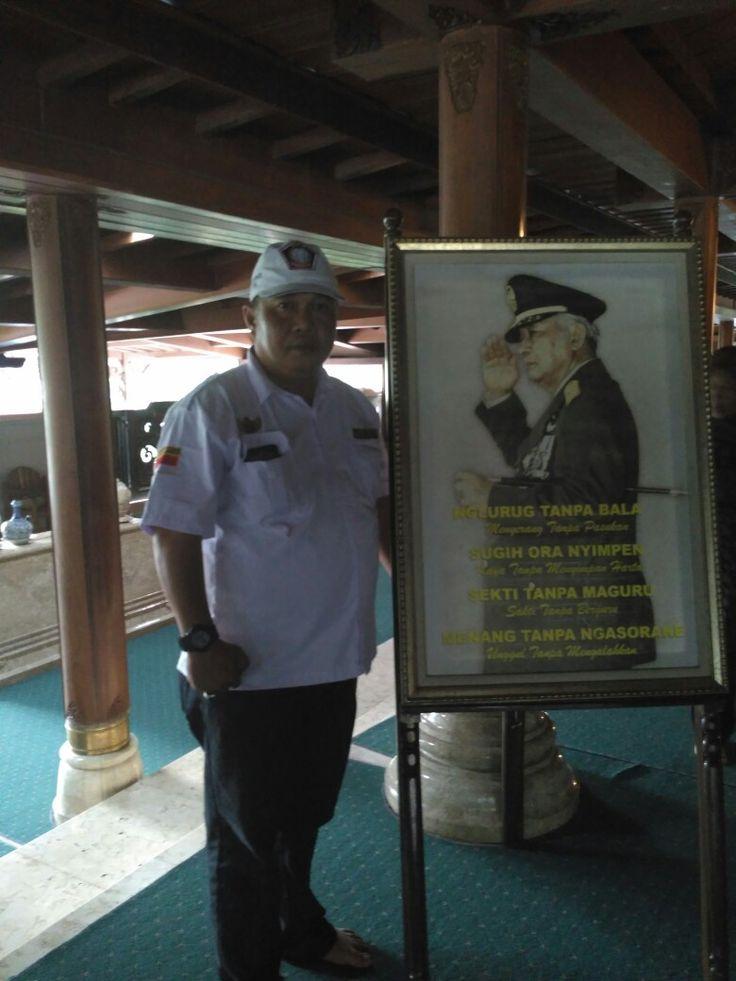 Hormatku padamu alm Jendbes HMS Sabiji Areng Areng