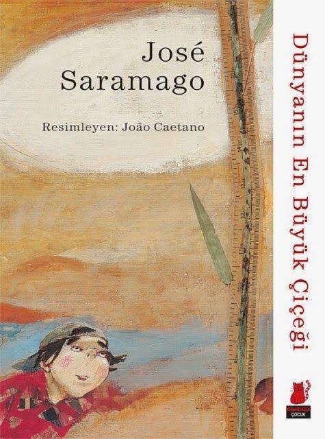 Usta yazar José Saramago'nun ünlü çocuk kitabı 'Dünyanın En Büyük Çiçeği'nin animasyon filmi yayınlandı.