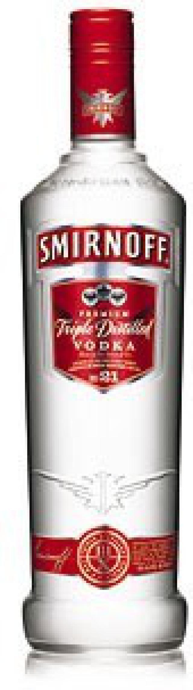 6 Cheap Vodka Brands (Under $10) You Won't Mind Serving: Smirnoff Vodka