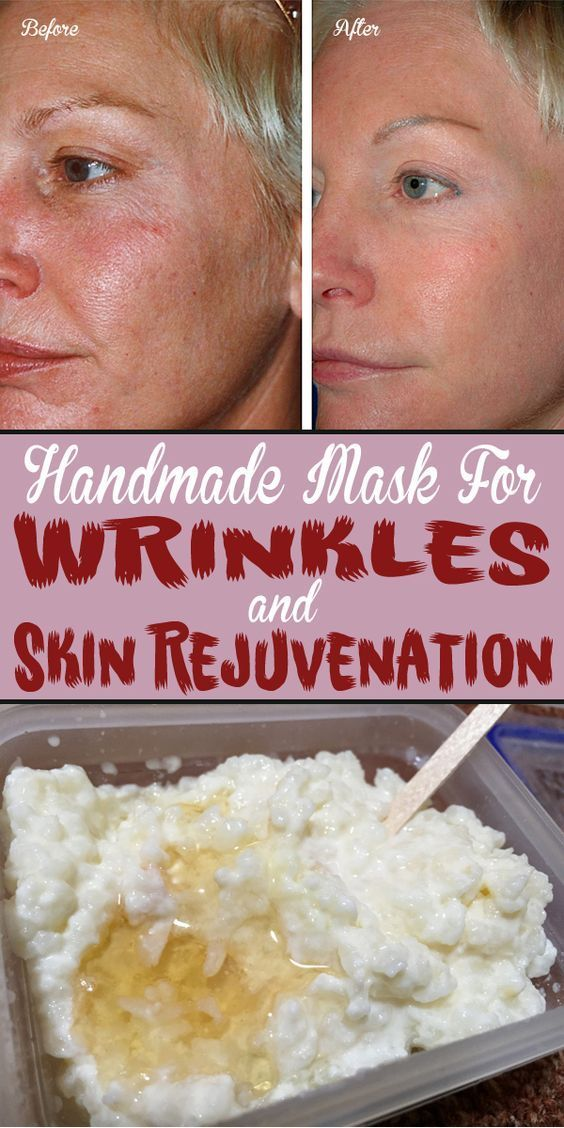 HOMEMADE FACIAL MASKS TO REJUVENATE YOUR SKIN AND REMOVE WRINKLES
