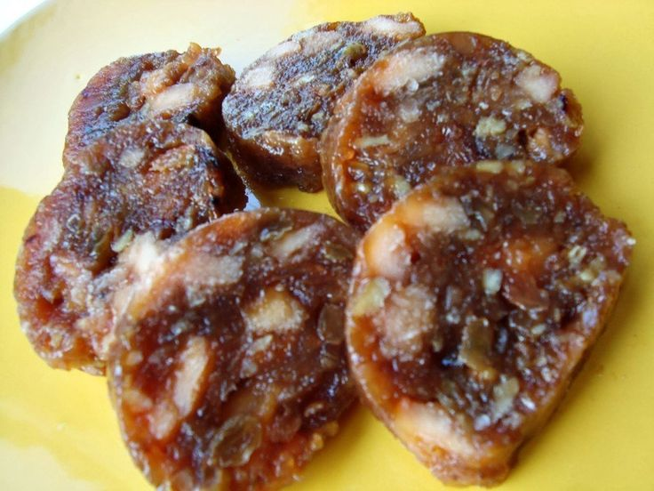 Salam de gutui @FoodBlogs