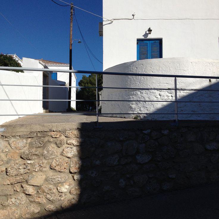 The Greek Island of Spetses