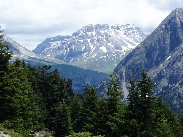 Κατάλογος των βουνών της Ελλάδας