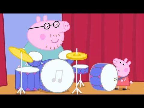 Peppa Pig English Full Episodes Compilation #55 - YouTube