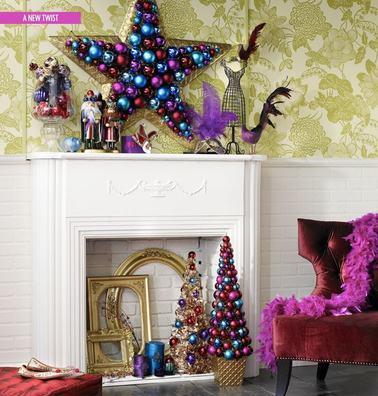 17 best images about modern christmas on pinterest trees modern christmas trees and christmas - Awesome the modern christmas decorations ...