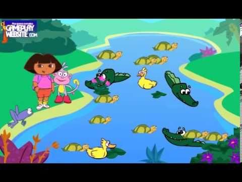 Dora l'Exploratrice ☼ Baby games ☼ Children Cartoons and Games ...