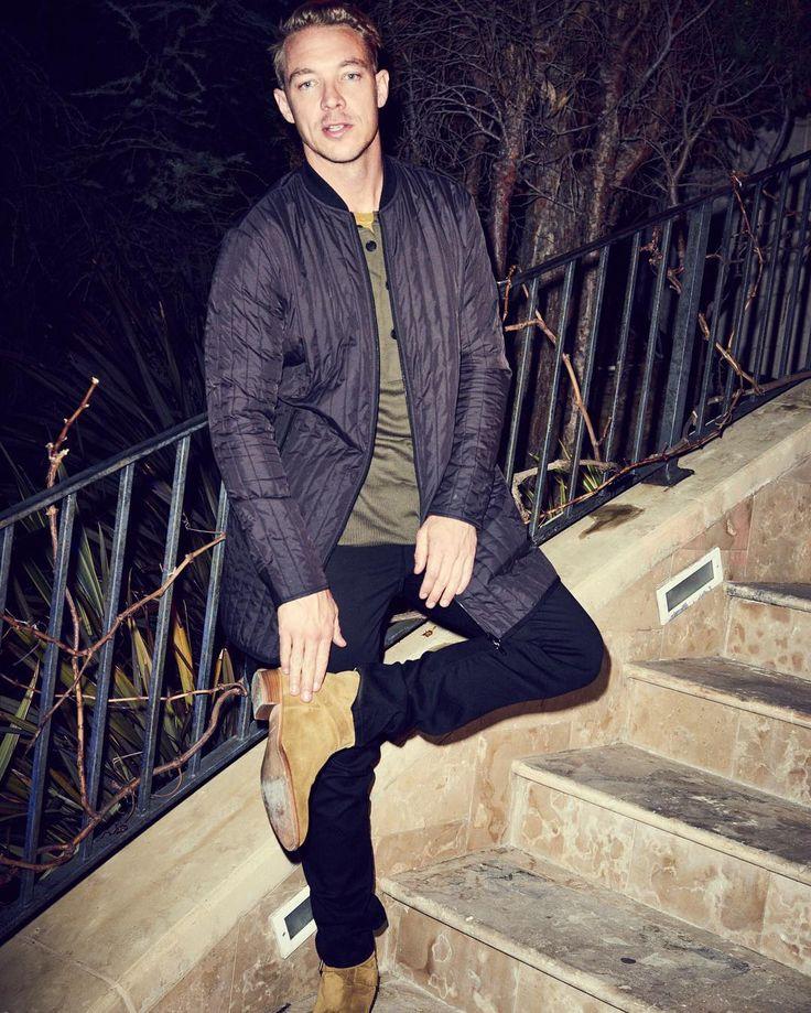 #Smooth @diplo #GQxTheWeeknd #Grammys  @ericraydavidson by gq