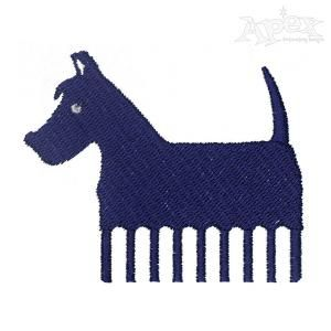 180 best dogs and embroidery images on Pinterest