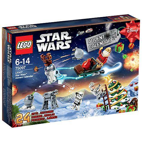 Buy LEGO Star Wars Advent Calendar Online at johnlewis.com