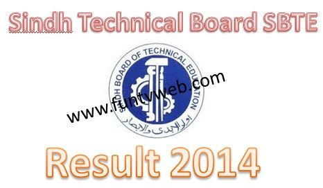 SBTE – Sindh Board of Technical Education online results