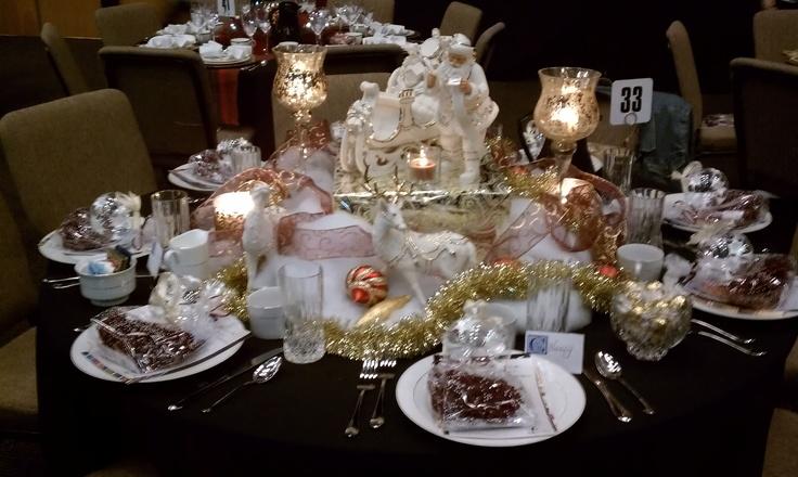 Christmas Table Decor Women 39 S Christmas 2012 Lakeside