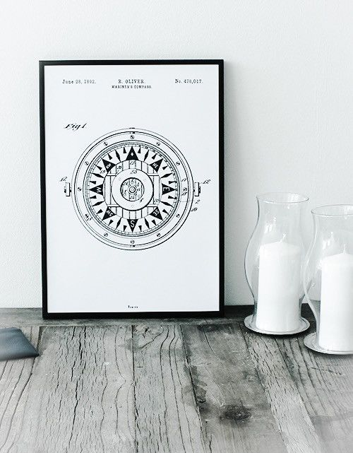 Compass - Available at www.bomedo.com