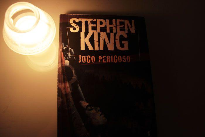 Jogo Perigoso, Stephen King