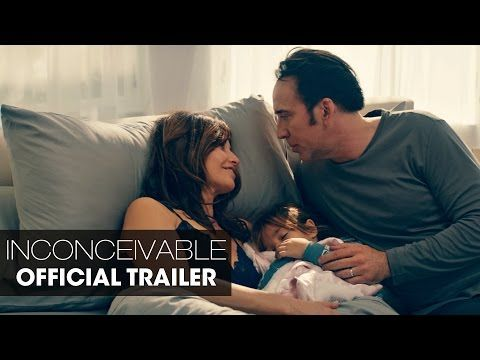 INCONCEIVABLE (2017 Movie) - Official Trailer - Nicholas Cage, Gina Gershon, Nicky Whelon - In theaters and on demand June 30, 2017. | Lionsgate Movies