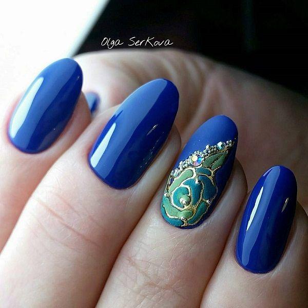 Nail Art Midnight Blue: 17+ Best Ideas About Midnight Blue Hair On Pinterest