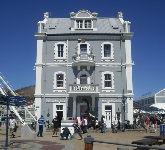 Cape Town  http://www.travelandtransitions.com/destinations/destination-advice/africa/cape-town-travel-things-todo/