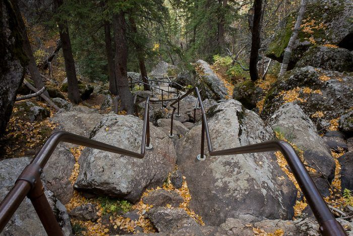 3. Sunday Gulch Trail - Custer State Park