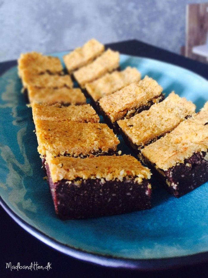 Raw brownie med appelsin og havtorn --> Madbanditten.dk ...