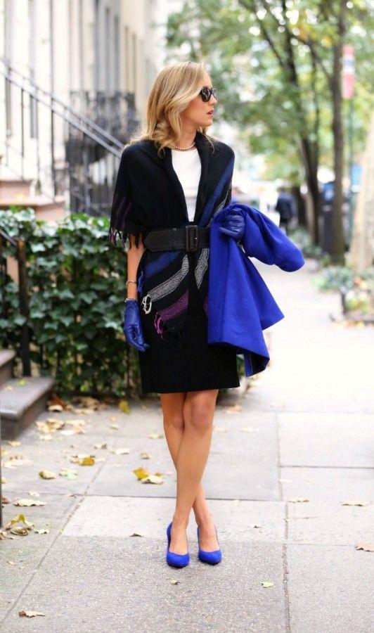 Цветные туфли на работу: стильная деталь или моветон? 3