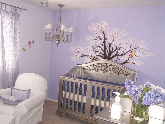 25 Best Ideas About Lilac Nursery On Pinterest Purple
