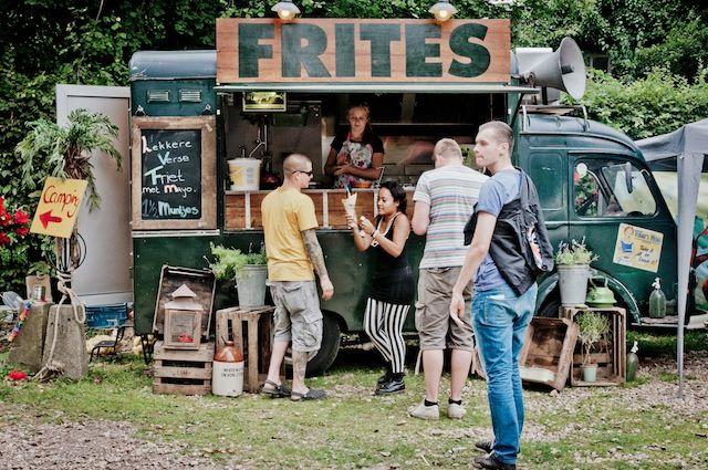 6 x de leukste foodtrucks voor op je bruiloft - Culy.nl
