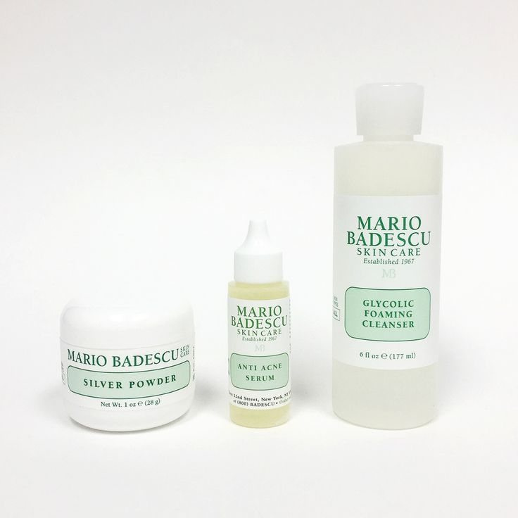 how to get rid of oil sebum mario badescu