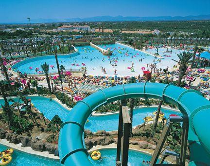 Portaventura Aquatic Park Portaventura Pinterest Park