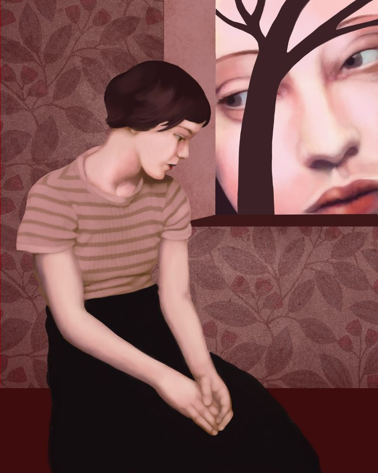 Daria Petrilli -Spying in-