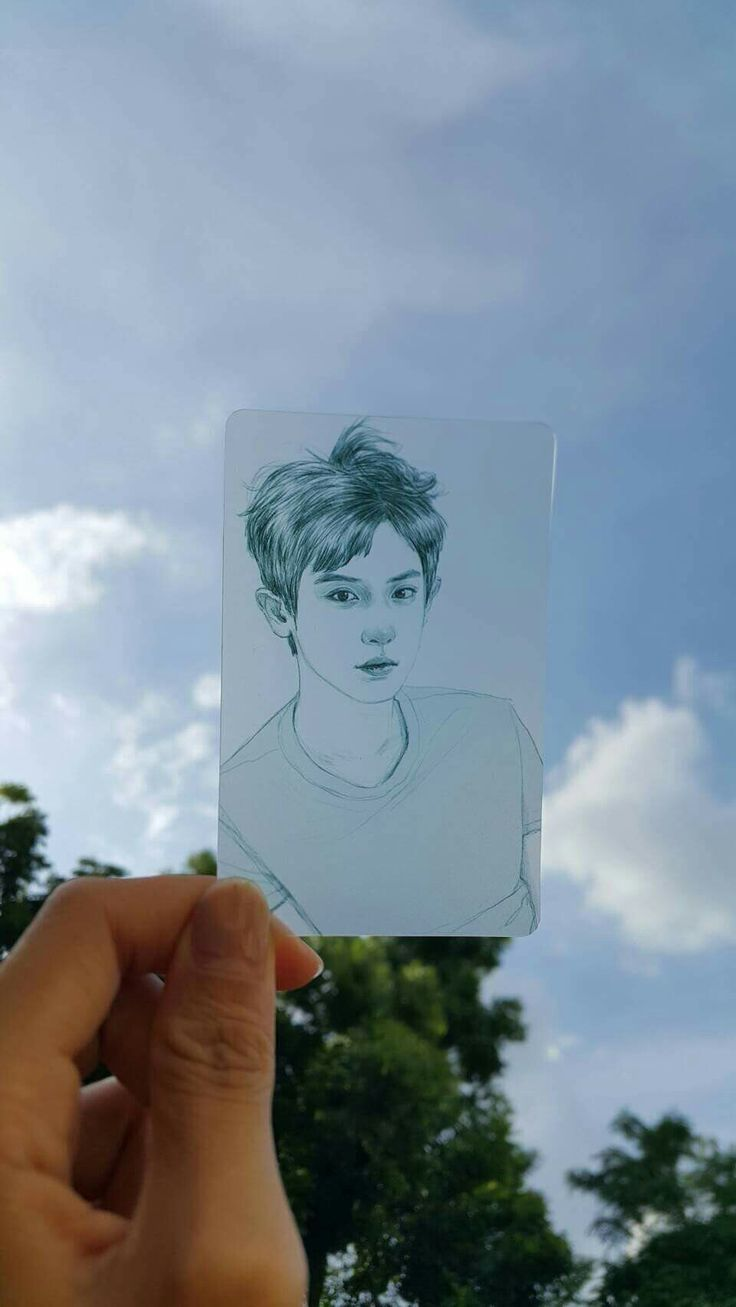 Fanart Chanyeol EXO