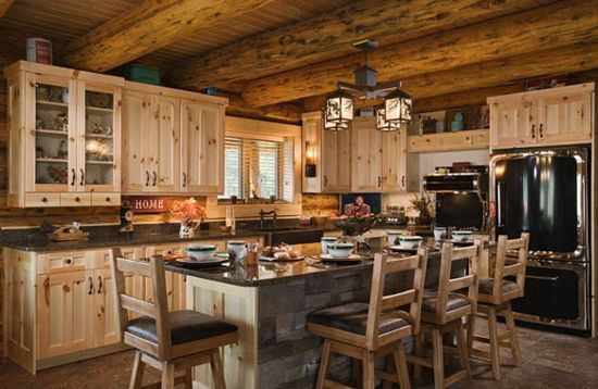 I love log houses. I make no secret of the fact that I plan for my next house to be one. I've been surfing the web for years making notes on awesome layouts, designs and decor for log cabin houses. Since I love to cook, the kitchen has always been one of the most important …