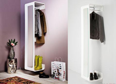 Oltre 1000 idee su specchio ingresso su pinterest - Porta abiti ingresso ...