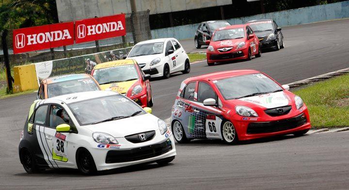 Honda Brio Speed Challenge 2013 #BosMobil