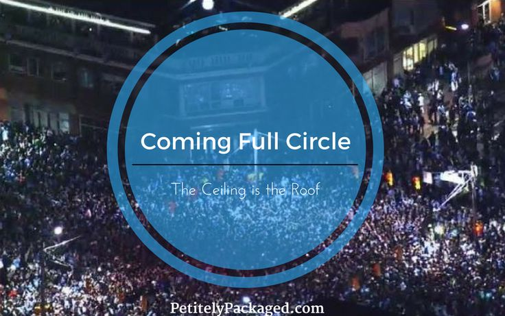 How I spent my last UNC vs Duke game day and wh it's important to remember the ceiling is the roof when coming full circle. | petitelypackaged.com  #unc #chapelhill #acc #ncaa #battleoftheblues #bloggingcollege #collegeblogger #collegeblog #blackgirlswhoblog #blackstudent #gdtbath #gthd