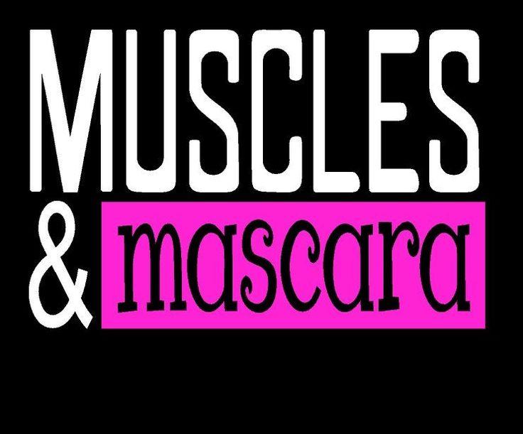 Muscles & Mascara Younique T-shirt