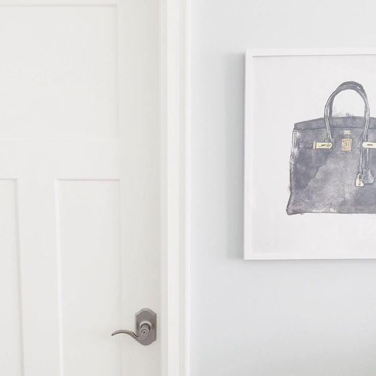 bedroom decor | Oliver Gal Art | home interiors | instagram: kristeneil