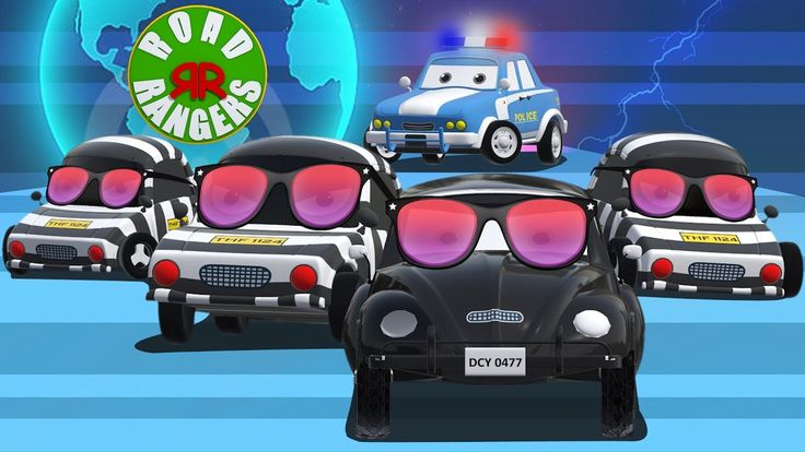 Watch the Road Rangers have tried very hard to get rid of the thief family over the past few episodes but they don't seem to go away always coming back with more evil deeds and unsolved crimes. The thieves family are here with a new vehicle song that celebrates the mischief that they are so good at! #roadrangers #kidssongs #babysongs #learning #kids #baby #preschool #kindergarten