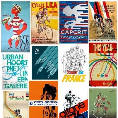 Imagini pentru urban cycling posters