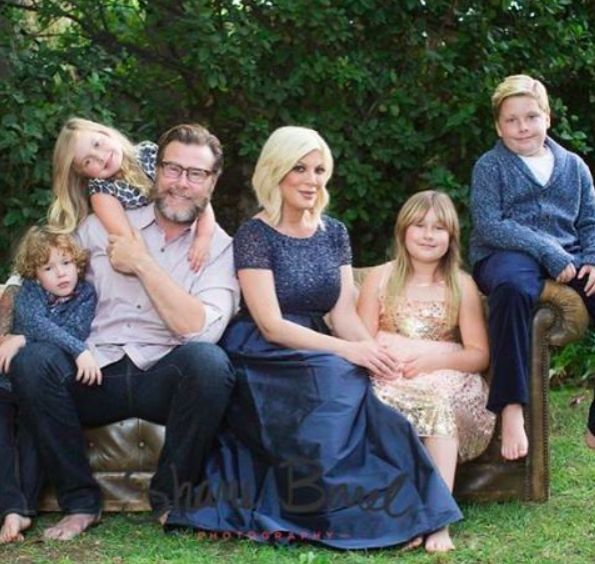 Tori Spelling and Dean McDermott Welcome Fifth Child Together http://www.babynames.com/blogs/celebrities/tori-spelling-and-dean-mcdermott-welcome-fifth-child-together/  #BabyNames #Celebrities
