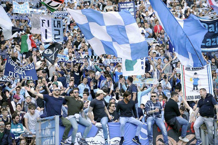 @Lazio i tifosi biancocelesti #9ine