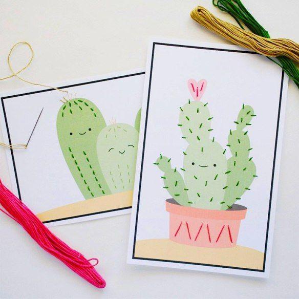 6 Projetos DIY de cactus mais que criativos2