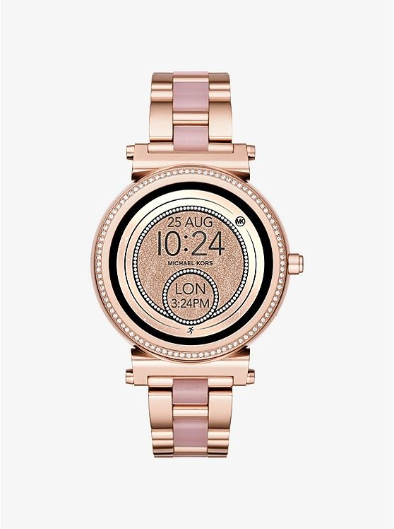 The Ultimate Michael Kors Smartwatch Watches Smartwatches