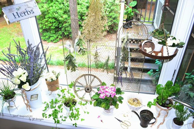 10 ideas about window herb gardens on pinterest inside plants herb garden indoor and. Black Bedroom Furniture Sets. Home Design Ideas