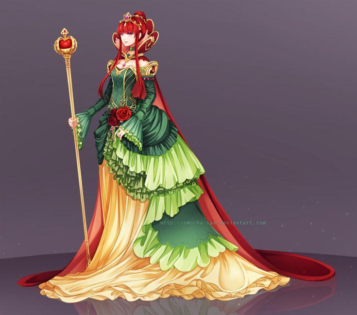 omocha-san fantasy woman
