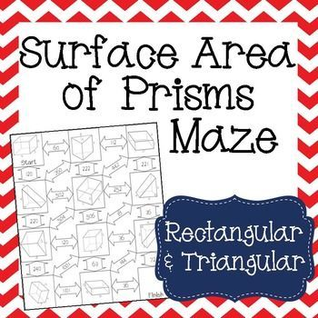 37 best Volume & Surface Area images on Pinterest | Activities for ...