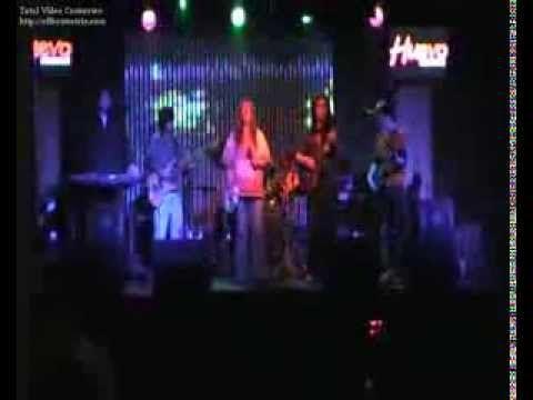 Sol Dominguez & Balticos - Escuchame (EL HUEVO, Valparaiso -14.01.2009)